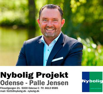 Nybolig mægler Peter Jensen